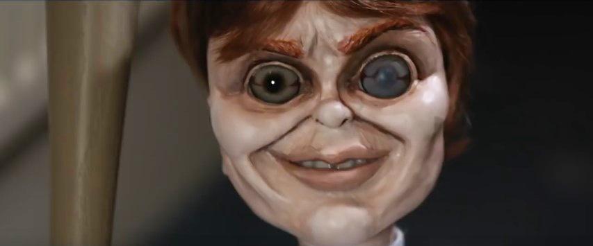 смотреть фильмы ужасов про кукол онлайн